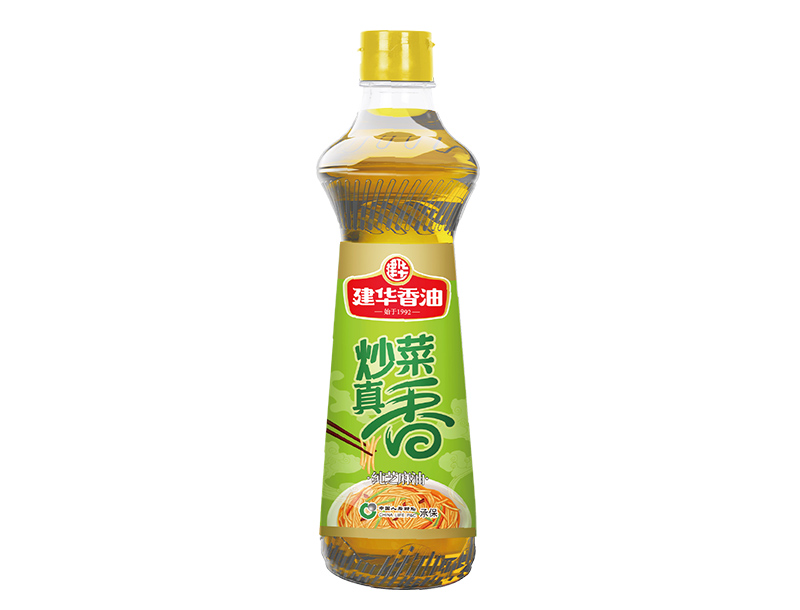 新派建华·炒菜真香